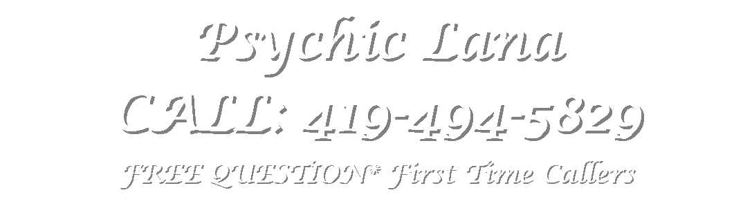 Psychic Reading By Lana – Just another WordPress site